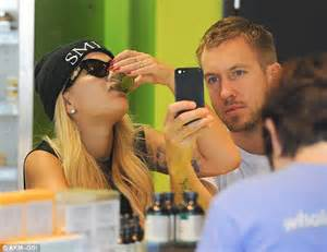 Black Red And White Bedrooms - rita ora and calvin harris share a tender moment as they down shots at a hollywood juice bar