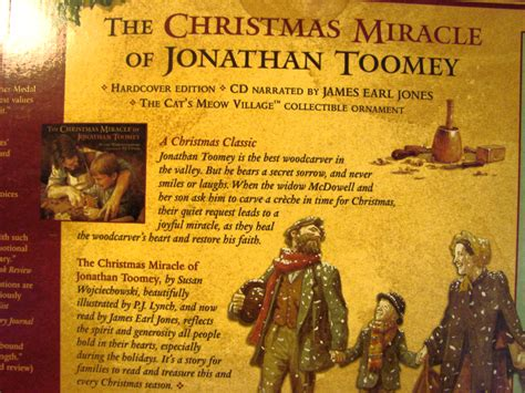 The Miracle Of Jonathan Toomey Free The Miracle Of Jonathan Toomey Narrated By Earl Jones Gift Pack Other