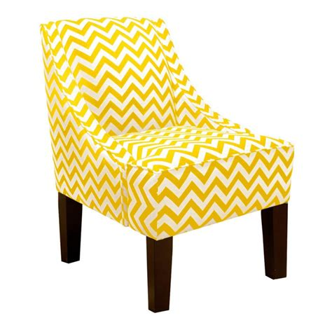 Chevron Accent Chair Pin By Zara Khan On For The Home Pinterest