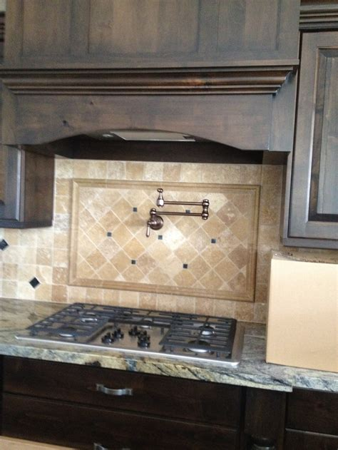 kitchen range backsplash stove backsplash kitchens pinterest
