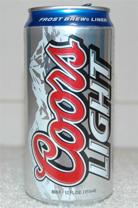coors light silver bullet can the copy edits of j alfred proofreader january 2009