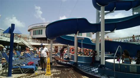 paradies decken carnival paradise cruise review aug 14 2014 amazing
