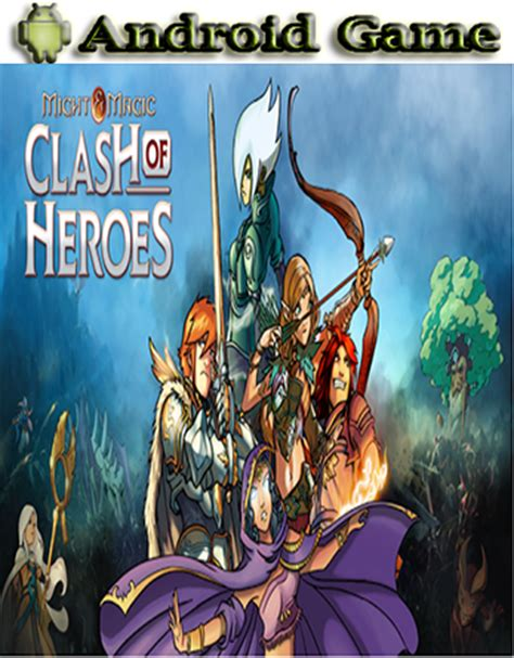 might and magic clash of heroes apk might magic clash of heroes v1 0 apk free android zone free