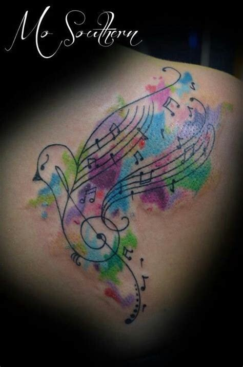 music note bird tattoo 25 best ideas about bird tattoos on