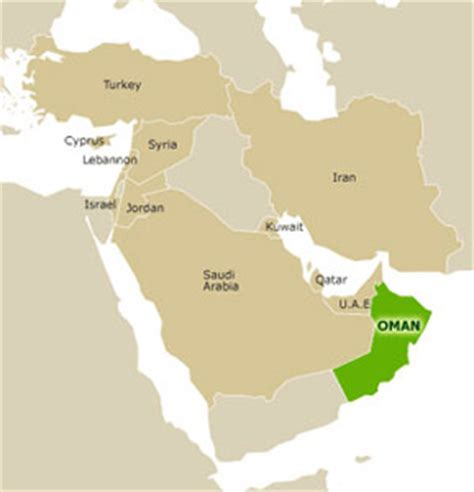 middle east map oman healing touch spreading the light through human values in