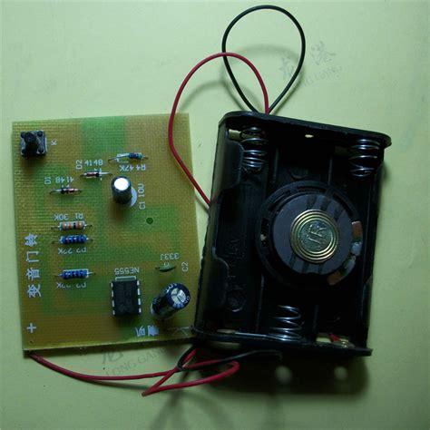 diy electronic decorations diy kit metaphone bell jingle bell suite bulk welding