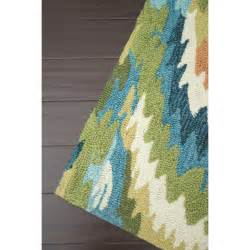 Blue And Green Area Rug Loloi Rugs Green Blue Area Rug Reviews Wayfair