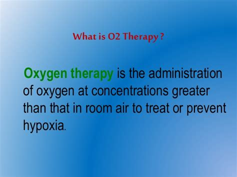 room air hypoxia airway adjuncts and oxygen therapy