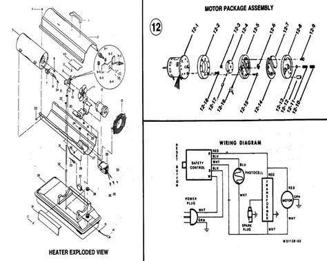 reddy heater parts diagram reddy heater wiring diagram 27 wiring diagram images