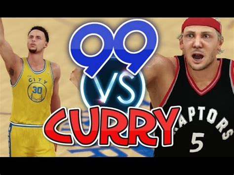 Mba 2k17 Can U Be In 3 Point And Dunk by Can Steph Curry Win A Three Point Contest Vs A 99 Overall