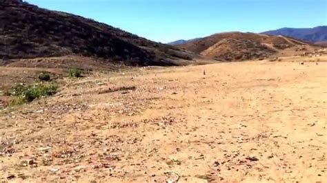 blm shooting area near lake elsinore riverside county