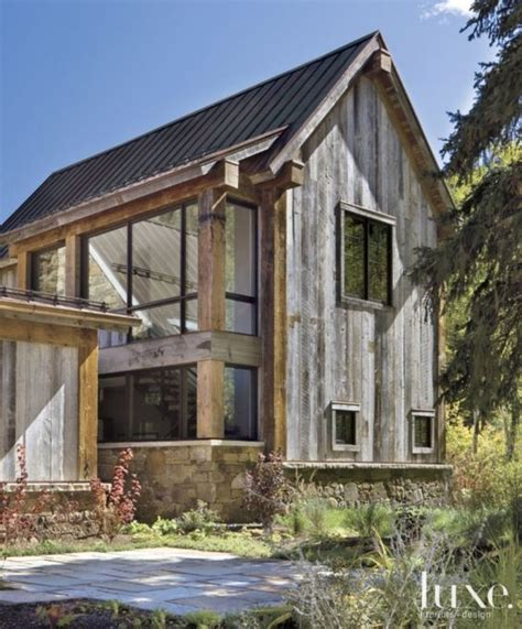 mountain home exteriors modern mountain home rustic exterior and mountain homes