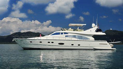luxury charter boat  phuket thailand