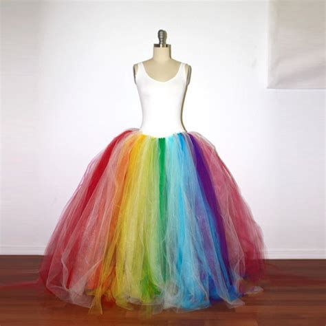 Diskon Rok Tutu 3 Warna popular womens rainbow tutu buy cheap womens rainbow tutu lots from china womens rainbow tutu