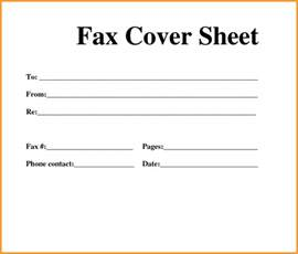 fax forms template printable fax cover sheet letter template pdf