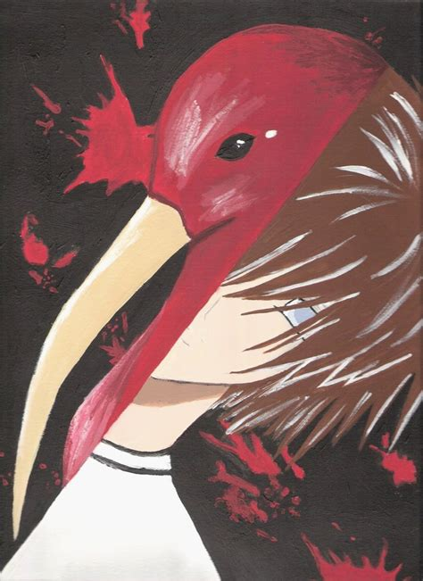 themes of scarlet ibis by james hurst quot the scarlet ibis quot by narutofanatic11 on deviantart