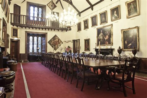 The Dining Room Ie by Santa At Malahide Castle Office