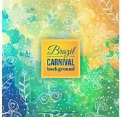 Aquarela Brasil Carnaval Fundo  Baixar Vetores Gr&225tis
