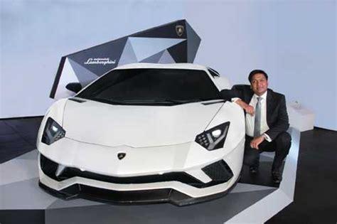 Lamborghini Technology The Lamborghini Aventador S Redefining The Boundaries Of