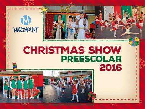 www inscripciones preescolar siclo 2016 2017 christmas show preescolar 2016 colegio marymount bogot 225