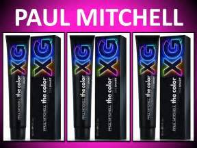 paul mitchell color xg paul mitchell the color xg dye smart 3 oz permanent hair