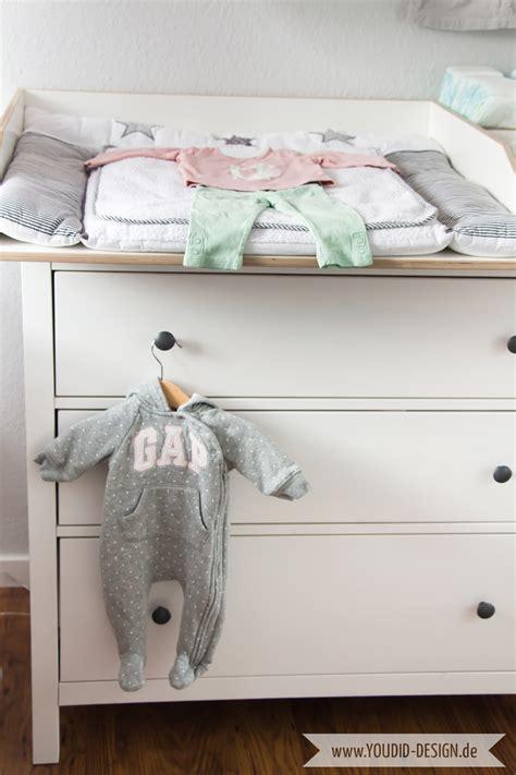 Ikea Hemnes Kommode Wickelaufsatz by Ein Skandinavisches Kinderzimmer Und Ein Wickelaufsatz F 252 R