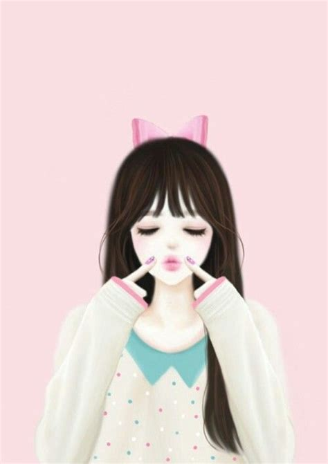 anime korea korean anime cute girl cute cartoons pinterest anime