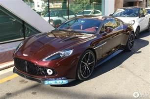 Aston Martin Zagato Aston Martin Vanquish Zagato 29 January 2017 Autogespot