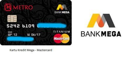 bank mega kartu kredit serbapromosi co cara menutup kartu kredit bank mega