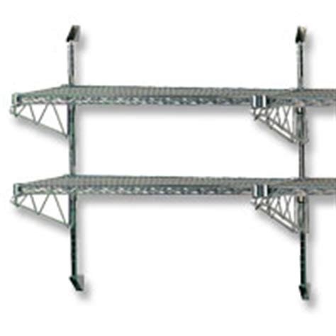 wall mount wire shelving advance tabco 174 wire shelving