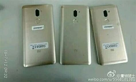 Fingerprint Xiaomi Redmi Note 4 1 xiaomi redmi note 4 with helio x20 soc and fingerprint