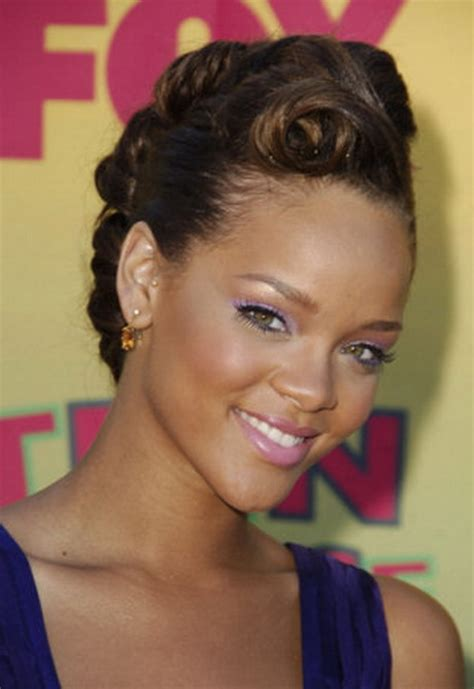 graduation hairstyles for african american hair prom hairstyles for african americans