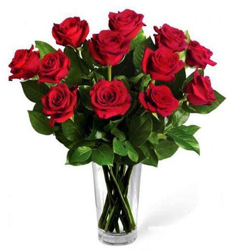 One Dozen Roses by One Dozen Roses Avas Flowers