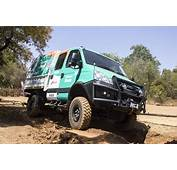 Iveco Dakar 2015 Trucks In South Africa