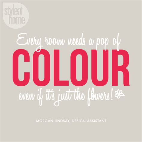 quotes about color inspirational design quotes style at home