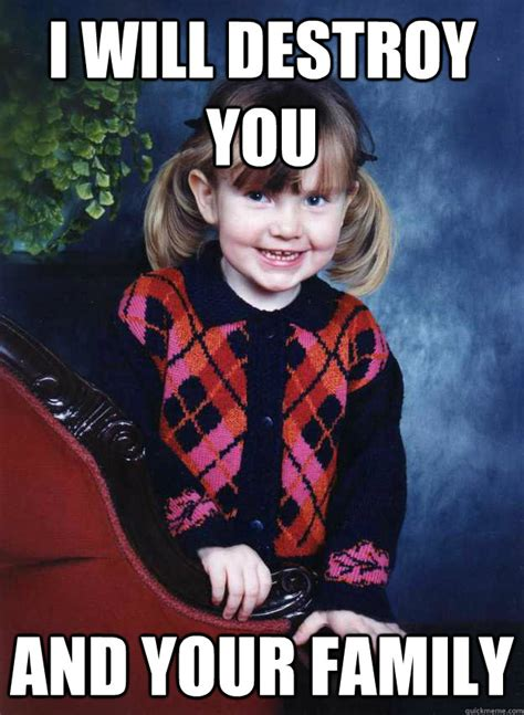 Little Girl Memes - the gallery for gt creepy little girl meme