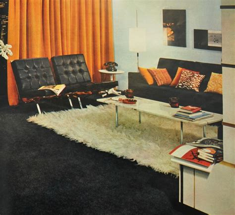 1960s living room 1960 s interior design www roomsofart com vintage