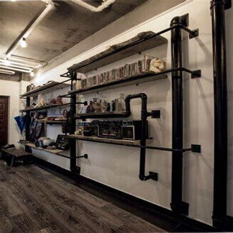 Etagere Furniture D 233 Co Murale Loft Industriel
