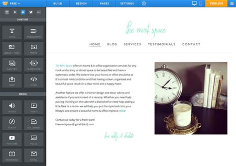 building ideas blog part 9 3 easy tools to help you build your own website weebly