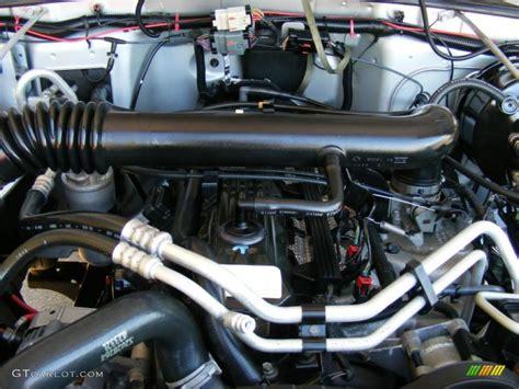 Jeep 4 0 Motor 2003 Jeep Wrangler Rubicon 4x4 4 0 Liter Ohv 12v 242