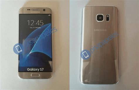 Samsung S7 Gold dummy of a gold samsung galaxy s7 spotted android community