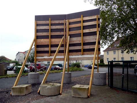 Bauschild Montage by Bauschilder Und Vermietungsschilder