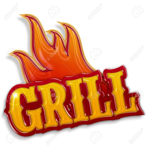 Grille Word by Chicken Soup Clipart Chicken Bbq Pencil And In Color