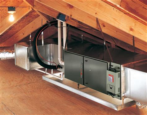 Attic Mounted Air Conditioning System - bryant 352mav and error code 32 page 3