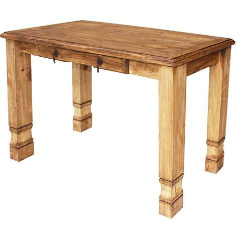 rustic pine sofa table rustic pine collection julio console table con217