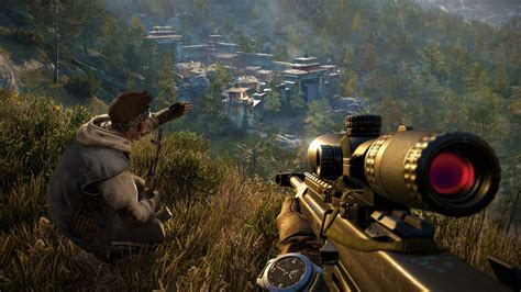 Far Cry 4 Ps4 2nd far cry 4 story trailer ps4 home