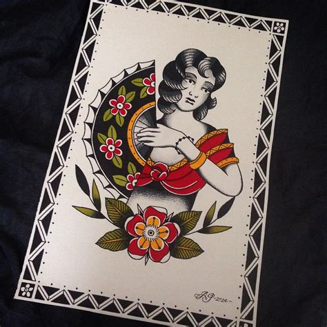 neo traditional tattoo designs sketches best ideas gallery