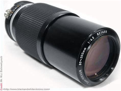 mf zoom nikkor 80 200mm lenses part 2/4