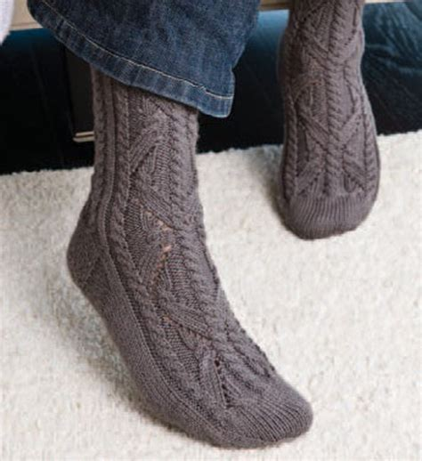 knitting pattern mens socks 8 free sock knitting patterns to download interweave