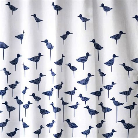 navy blue and white shower curtains navy blue shower curtains in 10 awesome patterned designs